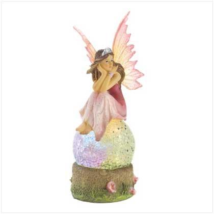 #12541 Magical Fairy Orb Figurine