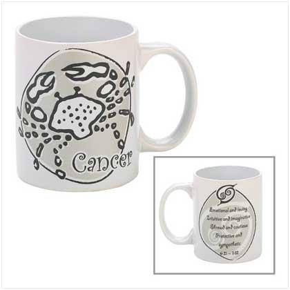 #39385 Cancer Zodiac Mug