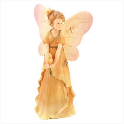 #12376 Floral Girl Figurine