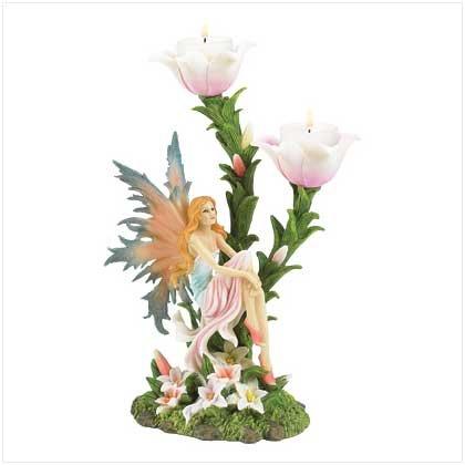 #38833 Fairy Daydream Tealight Holder