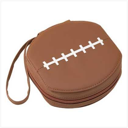 #12230 Football Cd Carry Case