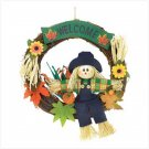 #39046 Harvest Welcome Wreath