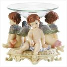 #31388 Cherub Oil Warmer