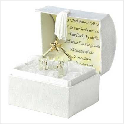 #39049 Nativity Treasure Box