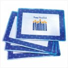 #37682 Happy Hanukkah Placemat