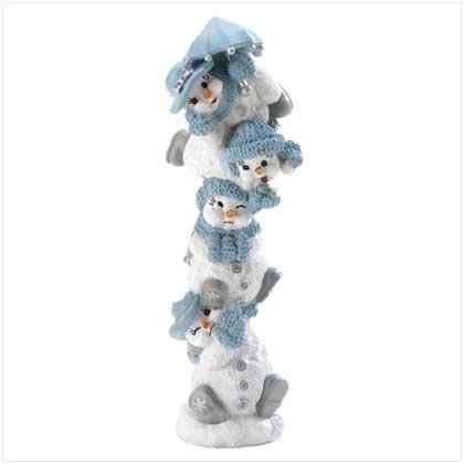 #39926 Snowbuddies Rainy Fun Totem