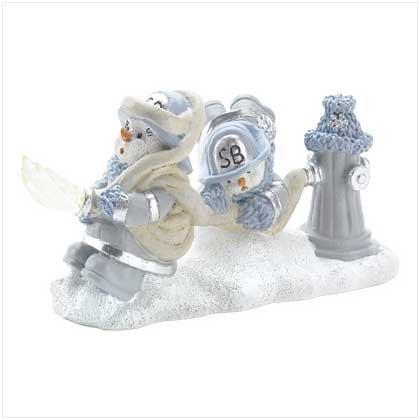 #39315 Snowbuddies Fire Fighters