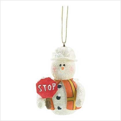 #39308 Snowberry Cuties Crossing Guard