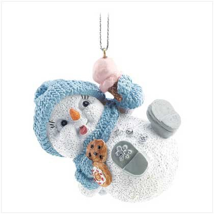 #12085 Snow Buddies Cookie Ornament