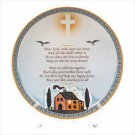 #39435 Happy Home Prayer Plaque