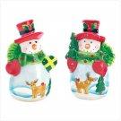 #39322 Snowman Salt and Pepper Set