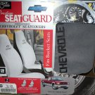 SEAT COVERS FORD EMBROIDERED BUCKET SEATS BRAND NEW