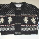 Brand New - HARLEQUIN DESIGNS by Cynthia McKinney Sweater Size 2/3