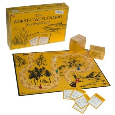 The Worst Case Scenario Game of Surviving Life by University Games