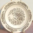 """Royal China Sussex Cavalier Ironstone Dinner Plate 10"""""""