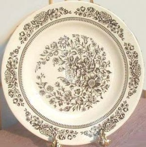 Royal China Sussex Cavalier Ironstone Dinner Plate 10