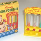 Vintage CANDY SODA FOUNTAIN 125