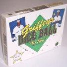"1990 Griffeys' Dice Ball ""The Show"" Baseball Game MIB"