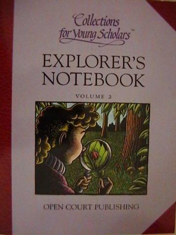 Explorer's Notebook, Grade 2 ISBN10: