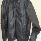 Vintage Reed Sportswear Mens Leather Jacket 1980s