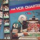 Vintage NFL- The VCR Quarterback Game - 1986 Football Board Game