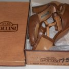 Vintage Pollini Shoe Biz Two Tone Shoes Size 7 1/2 B Made in Italy