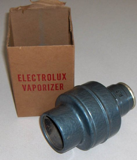 Vintage Electrolux Vaporizer MIB