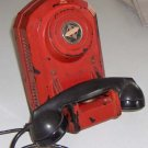 "Vintage Automatic Electric ""Jukebox"" Telephone from Fire Hall / Station"