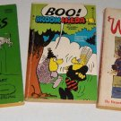 Vintage Paperbacks: B.C. Strikes Back, Wondrous Wizard of Id and Boo! Broomhilda