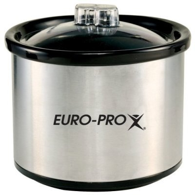 Euro-Pro Stainless Steel Little Slow Cooker - Brand new in box