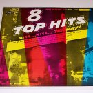 "Vintage 1954 Waldorf Music Hall's 8 Top Hits - Hits...Hits...Hooray! - 10"" Album # 3308"