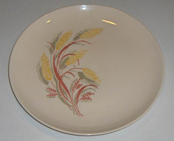 Vintage Stetson STT107 Wheat Dinner Plate