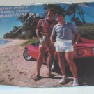 1982 Elektra Mike Post Theme from Magnum P. I. 45RPM Record