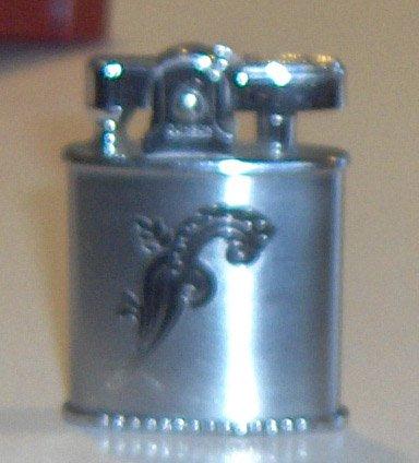 Vintage Ronson Princess Lighter in Plastic Case
