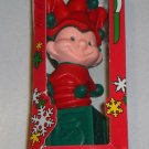 """Vintage Gurley 7"""" Christmas Jack in the Box Candle pre-1994 NIB"""
