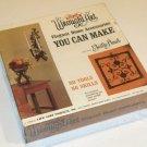 Vintage Life-Like Wrought Art Grille Panel Kit 1966 NIB MIB