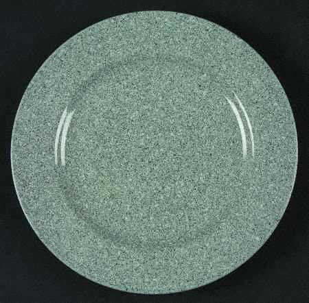 "Mikasa Ultrastone Grey Bread and Butter Plate - 6 1/2"" Set of 5"