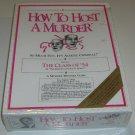 """MIB Vintage How to Host a Murder """"The Class of '54 - ISBN: 1878875035 - Sealed in Box"""