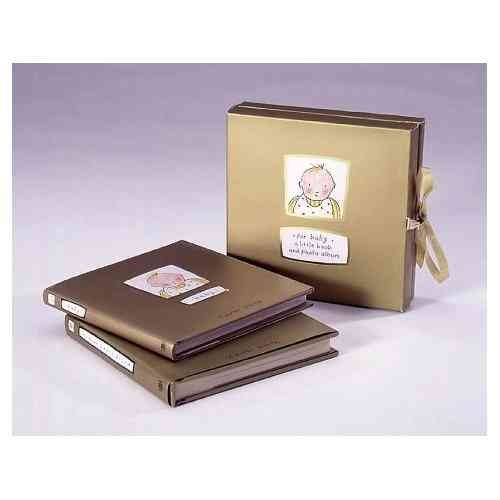 Baby: Book and Photo Album Set by Lauren White ISBN: 1570715246