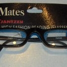 New Opti-Mates by Jantzen High Fashion Reading Glasses +1.75