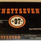 Vintage Ninetyseven Game by Kontrell circa 1971