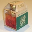 Jeannette Antique Classics Amberina Glass #2185 Penny Candy Jar w/lid MIB