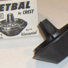 Vintage Plumbing - Jetbal by Crest Mfg. Co. Inc - Toilet Tank Stopper circa 1950s Display Case