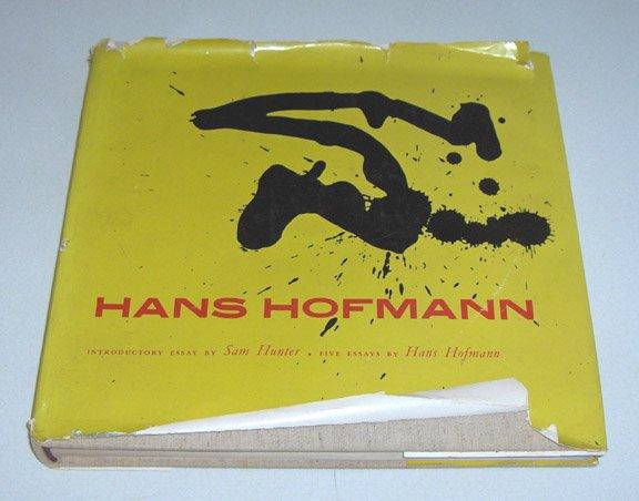 Vintage Hans Hoffman 2nd Edition - Hans Hoffman, Sam Hunter 1964