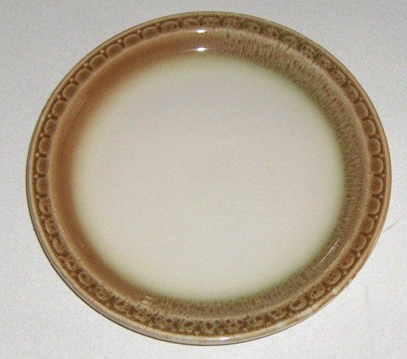 """Vintage Syracuse China Cinnamon Salad Plate - 7 1/4"""""""