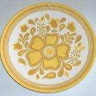Vintage Royal China Ironstone Damsel Dinner Plate 2