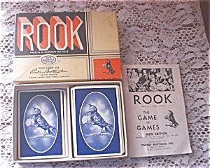Parker Brothers Rook Game, 1943