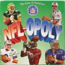 New Vintage NFL-opoly The Game of Champions 1994 NIB
