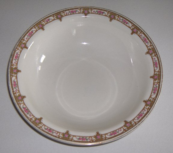 Vintage Grindley China Normandie Round Serving Bowl