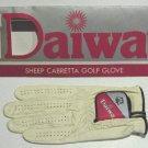 Daiwa Sheep Cabretta Leather Cadet Golf Glove - Size C-M Left Hand MIP